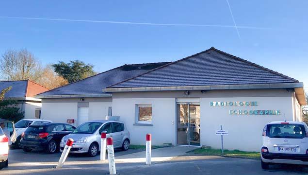 cabinet de radiologie à Crépy en Valois